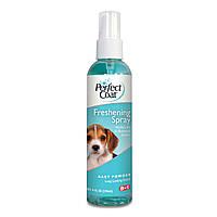 8in1 Baby Powder Scent Freshening Spray Освежающее средство с ароматом детской присыпки, для собак 118мл