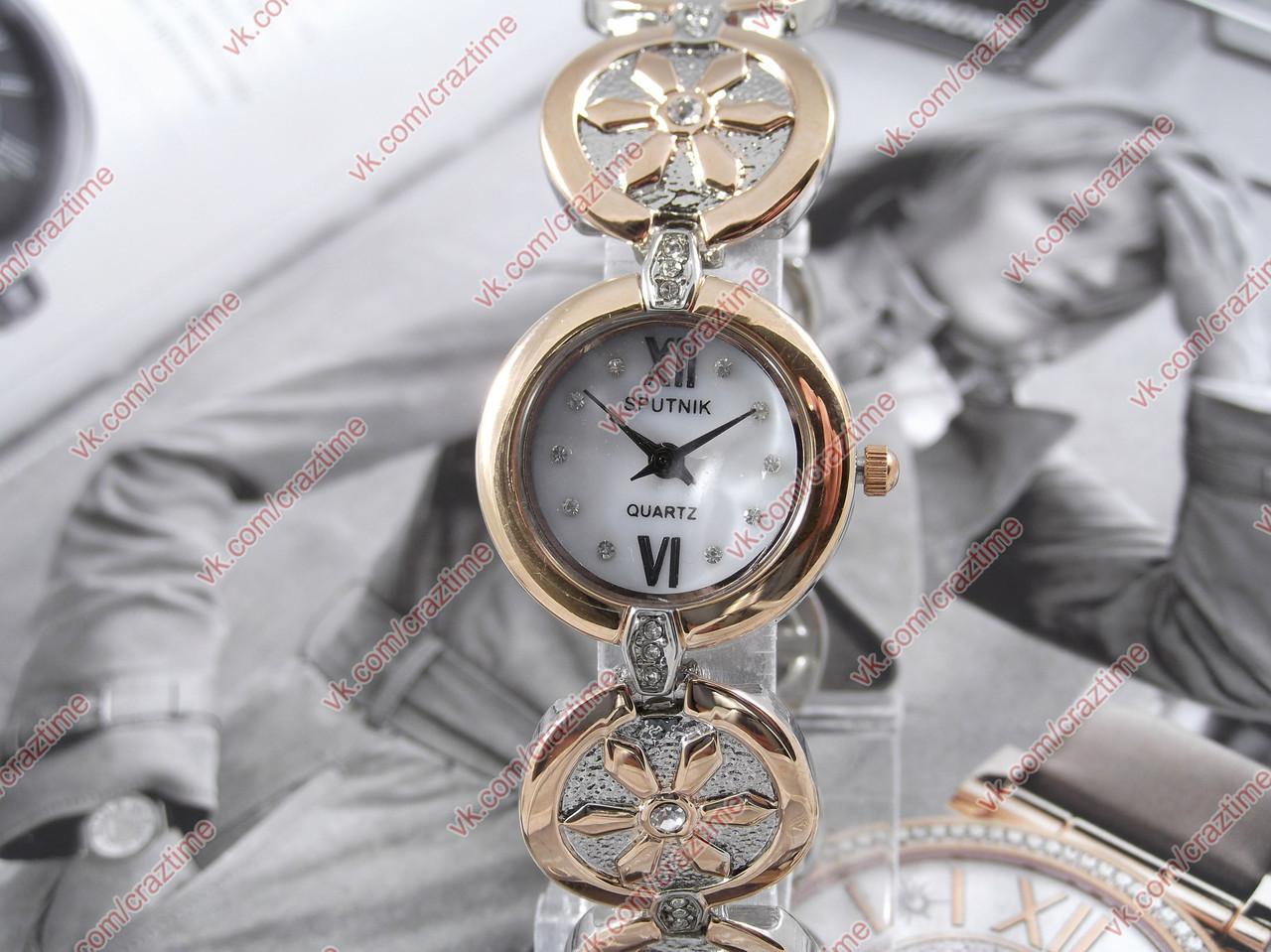 4e300b596256 Женские кварцевые наручные часы Sputnik 995441 - Интернет-магазин AWATCH в  Харькове