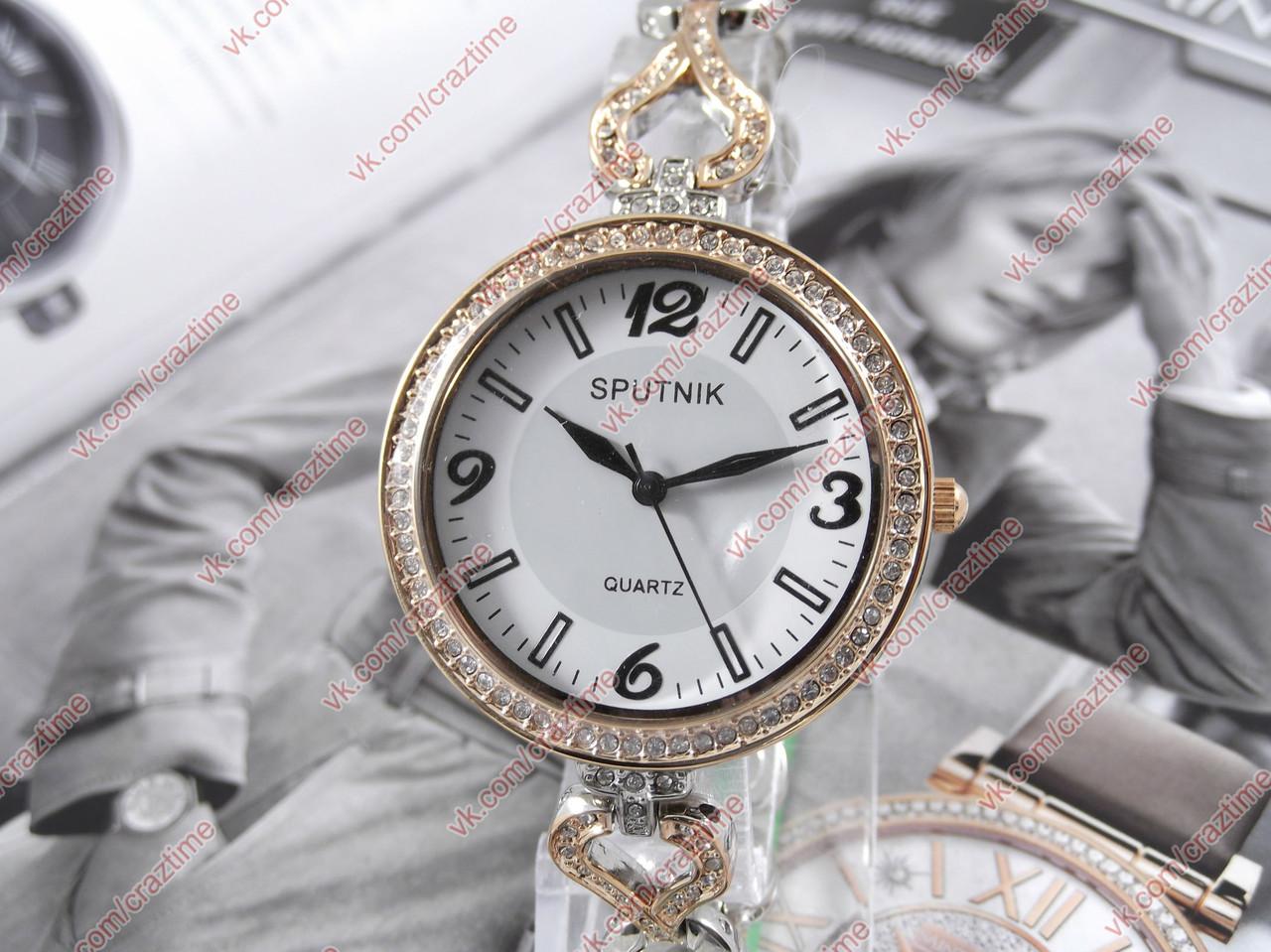 26b6027d592d Женские кварцевые наручные часы Sputnik 995611, цена 390 грн., купить в  Харькове — Prom.ua (ID#448211649)