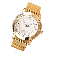 Часы женские наручные золотые арт. 0005