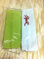 Эластичные повязки на голову стрейч (только белая)