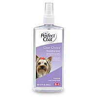 8in1 Clear Choice Detangling Grooming Spray Средство для облегчения расчесывания, для собак 296мл