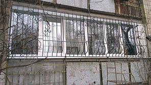 Решетки на окна и балкон 1