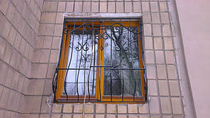 Решетки на окна и балкон 2