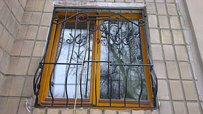 Решетки на окна и балкон 3