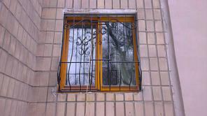 Решетки на окна и балкон 4