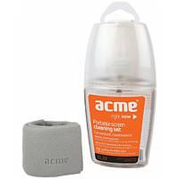 Чистящие салфетки+спрей Acme CL33 Portable set, для экранов и оптики