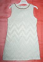 Платье жаккардовое 6-7-8-9 лет Натали