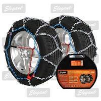 Цепи противоскольжения 12mm КN 100 ELEGANT EL 100 616 (2шт) для Газель,Спринтер