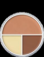 Корректоры для лица 3 цвета серии Ultra FOUNDATION от Kryolan