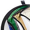 Отражатель для фотосъемки 7 в 1 Massa 60x90 см, фото 4
