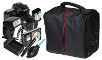 Сумка для фотоаппарата с водонепроницаемым чехлом Massa A2