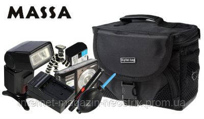 Сумка для фотоаппарата и аксессуаров Massa A3
