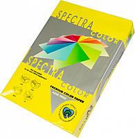 Папір кольоровий 160г/м, А3 250арк. SPECTRA COLOR IT 210 Lemon (Інтенсивний лимоний)