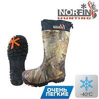 Сапоги Norfin Hunting Forest, эксклюзивный подарок охотнику и рыбаку, -40с, супер легкие и теплые