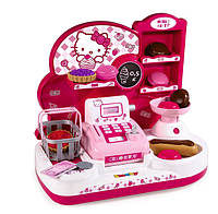 Кассовый Аппарат с аксессуарами Hello Kitty Smoby 24085