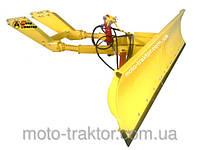 Лопата отвал поворотная на МТЗ, ЮМЗ 2.5м гидроповорот