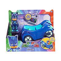 Игровой набор PJ Masks Мальчик Кэтбой на кэтмобиле (Пи-Джей Маски)