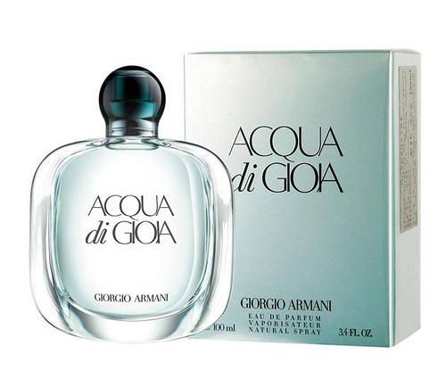 Женские духи Giorgio Armani Acqua di Gioia edp 100 ml