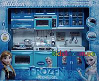 Кухня музыкальная для кукол детская Frozen Холодное сердце