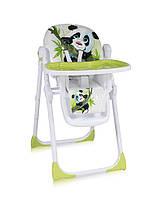 Стульчик для кормления SIESTA для детей с 6 месяцев (ремни безопасности, съемный столик, чехол) ТМ Lorelli (Bertoni)