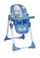 Стульчик для кормления YAM YAM для детей (ремни безопасности, поднос, игрушка, чехол) ТМ Lorelli (Bertoni)