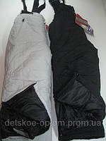 Лыжные подростковые штаны, размеры 10( 5 лет) 2 шт, 16(9 лет) 1 шт. Sandic, арт. SD-100