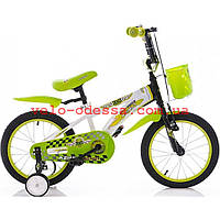 Детский двухколесный велосипед хунтер HUNTER 16дюймов