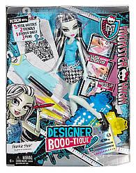 Кукла набор Монстр Хай Френки Штейн Дизайнер Monster High Designer Booo-tique Frankie Stein Doll