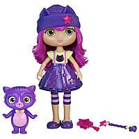 Маленькие волшебницы Little Charmers интерактивная кукла Хейзел Hazel и котенок Севен