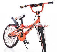 Детский двухколесный велосипед кроссер Crosser 16дюймов Азимут