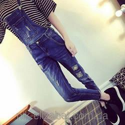 Женские джинсы, комбезы джинс