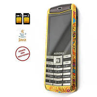 Телефон Hermes Paris C19 Vertu Gold