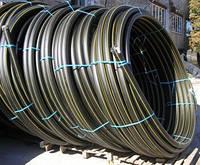 Трубы полиэтиленовые для газоснабжения