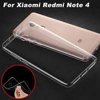 Чехол TPU для Xiaomi Redmi Note 4