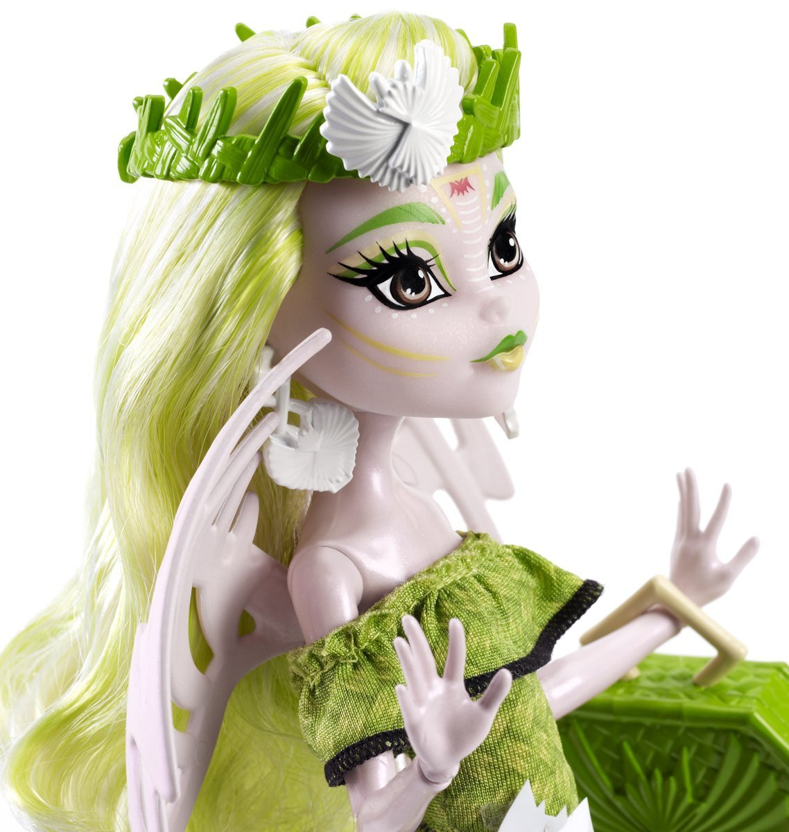 Кукла  Monster High Batsy Claro Монстер хай оригинальная Бэтси Кларо серия Бренд-Бу Студенты