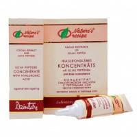 Dzintars Natures Recipe (Дзинтарс Нейчес Ресипи) Концентрат гиалуроновой кислоты против старения кожи 5 мл