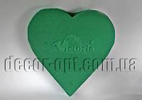Оазис сердце 30см на присоске 5015