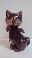 Кошка керамическая высота 12 см