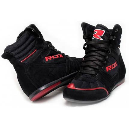 Боксерки RDX Pro 44, фото 2