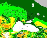 Прогноз распространения и акклиматизации в Украине совок рода SPODOPTERA