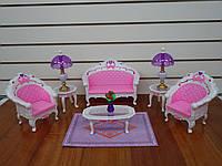 """Набор  Gloria 2604 """"Мебель для гостиной"""""""
