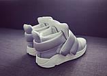 Женские кроссовки на липучках, фото 6