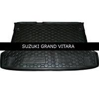 Коврик в багажник Avto Gumm для Suzuki Grand Vitara 2006-