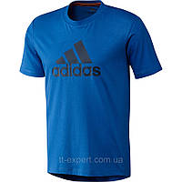 Футболка Adidas с логотипом Essentials (Артикул: G80950)