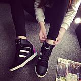 Женские натуральные кроссовки, фото 2