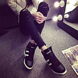 Женские натуральные кроссовки, фото 3