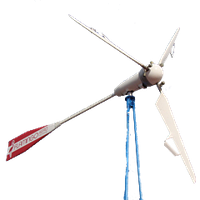 Ветрогенератор FLAMINGO AERO-4.4 (1,6 кВт) с инвертором (5 кВт) + АКБ