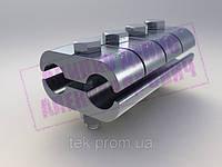 Зажим питающий алюминиевых проводов КС-064, переходной КС-069, плашечный ПА-4-1, ПА-5-1,  ПА-6-1