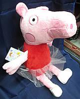 Свинка Пеппа в гипюровой пачке